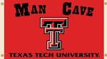 Texas Tech Red Raiders Man Cave 3' X 5' Flag with 4 Grommets [95627-FS-BSI]