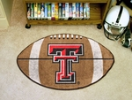Texas Tech University Football Rug 22'' x 35'' [3564-FS-FAN]