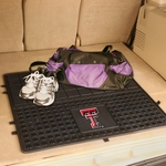 Texas Tech University Vinyl Cargo Mat 31'' x 31'' [10845-FS-FAN]