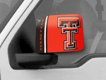 Texas Tech University Large Mirror Covers - Set of 2 [12048-FS-FAN]