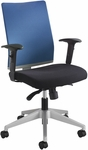 Tez™ High Back Manager Chair without Headrest - Calypso [7031CO-FS-SAF]