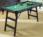 The Hot Shot 5-Foot Pool Table