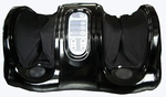 BetterHealth® Deluxe Therapeutic 3 Speed Foot Massager - Black [BH3000-FS-JB]