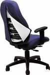 Therapod Basic Highback Chair [55130-FS-ALL]