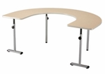 Therawrap Table with Knob Adjustment [KA-7248-ADAS]