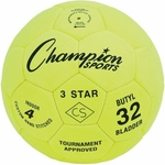Three Star Indoor Soccer Ball Size 4 [3STAR4-FS-CHS]