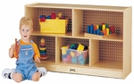 Toddler Single-Sided Mobile Storage Unit [0324JC-JON]