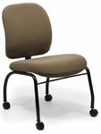 Top Side Chair with Low Backrest - Grade E [TP-L-2-GRDE-FS-ADI]