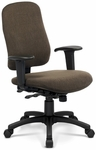 Top Task Chair with High Backrest - Grade A [TP-H-X-GRDA-FS-ADI]