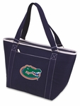 Topanga Cooler Tote - Navy- University of Florida Digital Print [619-00-138-164-0-FS-PNT]