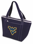 Topanga Cooler Tote - Navy- West Virginia University Digital Print [619-00-138-834-0-FS-PNT]