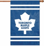 Toronto Maple Leafs Applique Banner Flag [AFMAP-FS-PAI]
