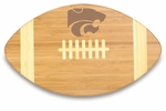 Touchdown Cutting Board - Kansas State University Engraved [896-00-505-253-0-FS-PNT]