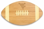Touchdown Cutting Board - West Virginia University Engraved [896-00-505-833-0-FS-PNT]