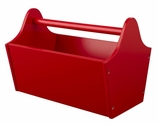 Toy Caddy - Red