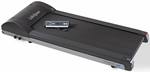 Light-Use Motor Under Desk Treadmill with 2 HP Continuous-Duty DC - Gray [TR800-DT3-FS-LSF]