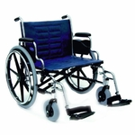 Tracer IV 22 x 18 Desk Arms and Heavy Duty Casters and Wheels Wheelchair - 29''W X 30''D X 36''H [T4X22RDAP-FS-CARE]