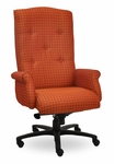 Traditional 300 Series Button High Back Single Shift Swivel Tilt Chair [TB200-E21-FS-SEA]