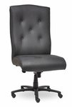 Traditional 300 Series Button High Back Single Shift Quick Set Back Height Task Chair [TB210-Q22-FS-SEA]