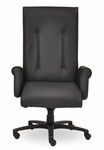 Traditional 300 Series Tufted High Back Single Shift Swivel Tilt Chair [TT200-E21-FS-SEA]