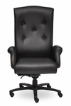 Traditional 400 Series Button High Back Multiple Shift Swivel Tilt Chair [TB300-E31-FS-SEA]