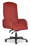 Traditional 400 Series Plain High Back Multiple Shift Swivel Tilt Chair [TP300-E31-FS-SEA]