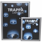 Trappa Light Box 05 with Silver Frame [LED-SNAP-05-FS-OR]