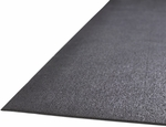 78'' Anti Skid Exercise Equipment Mat - Black [TMM100-FS-LSF]