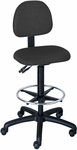 Trenton 41'' H Extended Height Drafting Stool - Black [3420BL-FS-SAF]