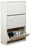 Triple Shoe Cabinet [4240-FS-VH]