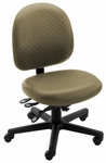 Triton Plus Large Back Desk Height Chair with 350 lb. Capacity - 4 Way Control [TPLD4-FS-CRA]