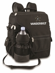 Turismo Backpack - Black- Vanderbilt University Digital Print [641-00-175-584-0-FS-PNT]