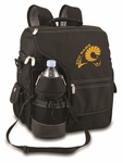 Turismo Backpack - Black- Virginia Commonwealth University Embroidered [641-00-175-952-0-FS-PNT]