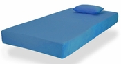 Twin Blue Jubilee Youth Mattress