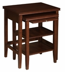 Two Piece Nested Tables in Shelburne Cherry [998-699-FS-PO]