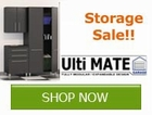 Ulti Mate Storage on Sale by