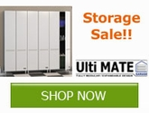 Save Now on Ulti-Mate Storage Cabinets!!