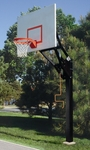 Ultimate Adjustable Steel Basketball System [PR98S-BIS]