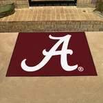 University of Alabama All-Star Rugs 34'' x 45'' [8302-FS-FAN]