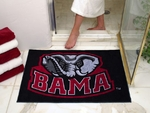 University of Alabama All-star Mat 34'' x 45'' - Mascot Design [3755-FS-FAN]