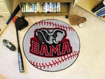 University of Alabama Baseball Mat - Mascot Design [3756-FS-FAN]