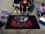 University of Alabama Ultimat 60'' x 96'' - Mascot Design [3754-FS-FAN]