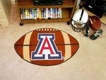 University of Arizona Football Rug 22'' x 35'' [3654-FS-FAN]
