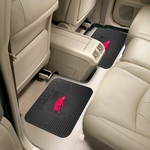 University of Arkansas Backseat Utility Mat 2 Pc 14'' x 17'' [12276-FS-FAN]