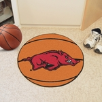 University of Arkansas Basketball Mat 27'' Diameter [2128-FS-FAN]