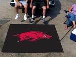 University of Arkansas Tailgater Rug 60'' x 72'' [2133-FS-FAN]