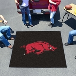University of Arkansas Tailgater Mat 60'' x 72'' [2133-FS-FAN]
