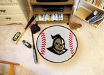 University of Central Florida Baseball Mat 27'' Diameter [4221-FS-FAN]