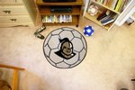 University of Central Florida Soccer Ball Mat 27'' Diameter [4218-FS-FAN]