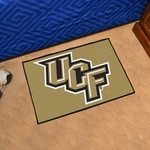 University of Central Florida Starter Mat 19'' x 30'' [4214-FS-FAN]